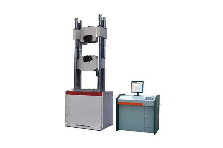 Hydraulic Compression Testing Machine Servo Loop Control Universal Testing Equipment