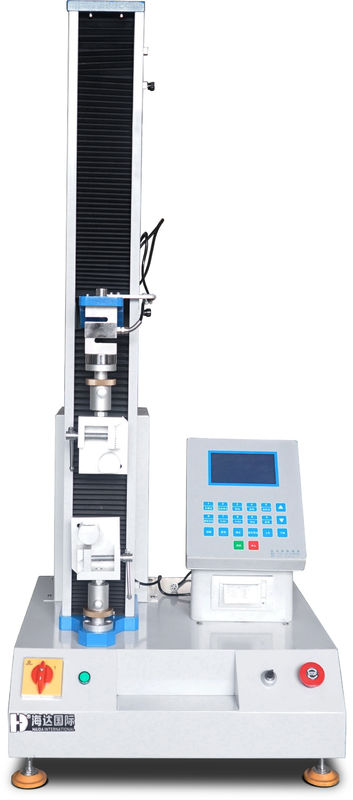 LED Digital Universal Testing Machines , Ball Screw Wire Tensile Strength Tester