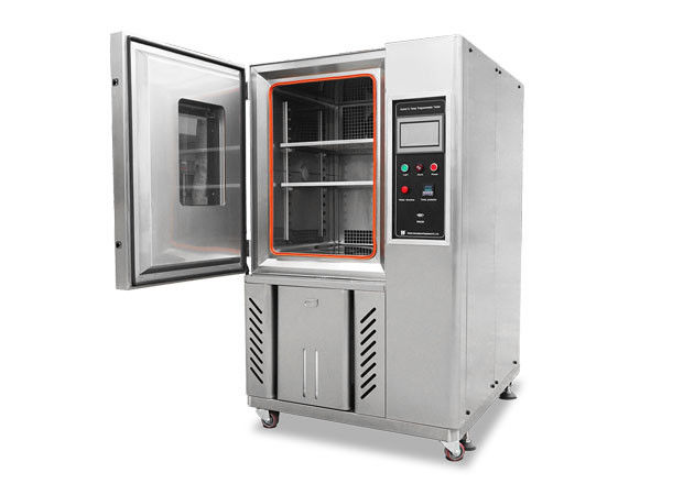 Constant Temperature Humidity Chamber , Environment Test Chamber AC220V