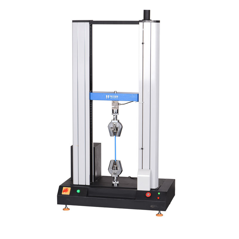PC Control Grip Tester 500n Film Tensile Testing Machine Price High Accuracy