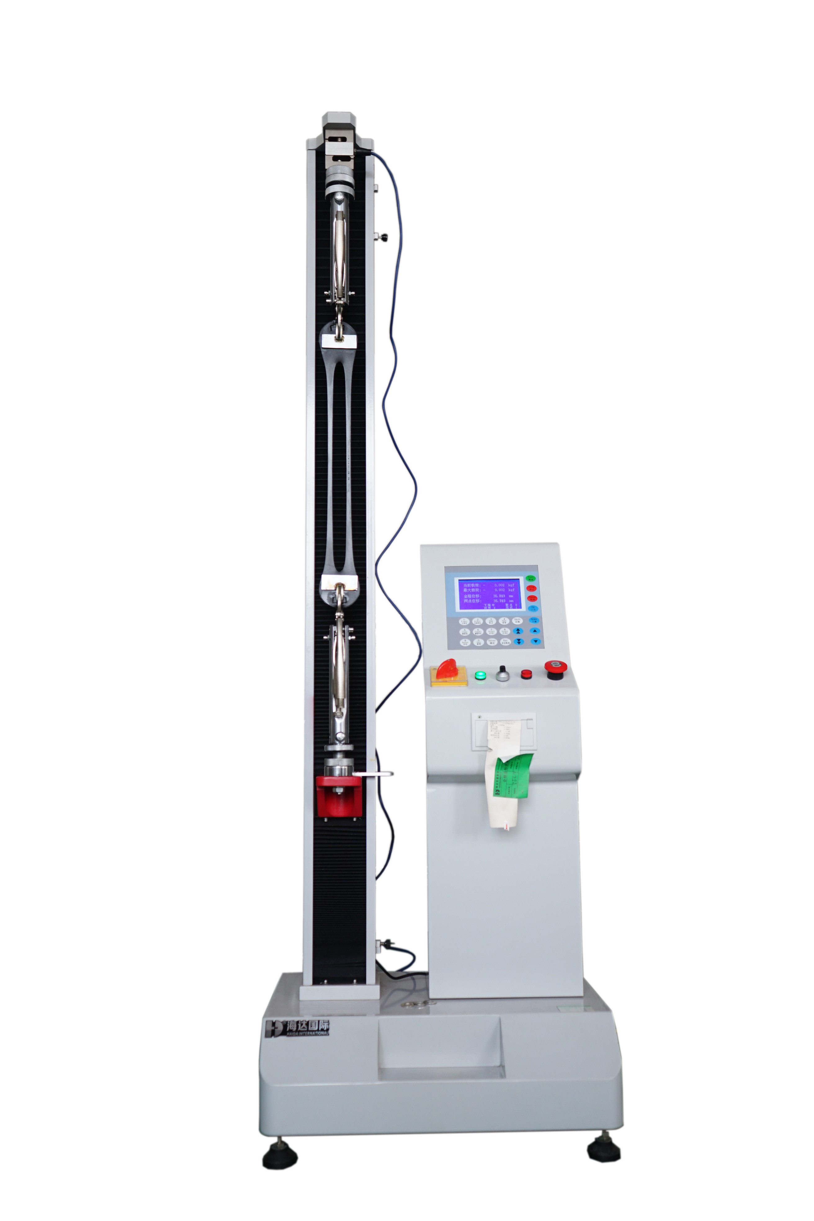 Servo Motor Electronic Tensile Test Equipment Computerized Universal Testing Machine